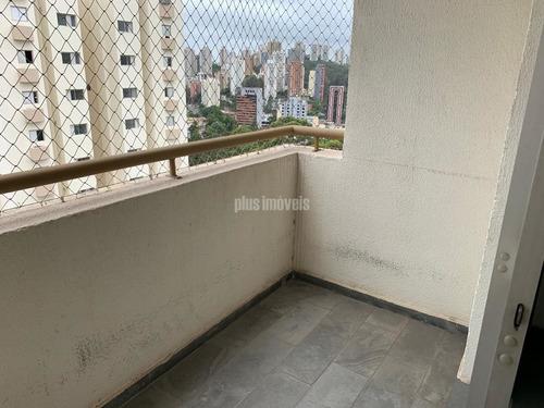 Apartamento 70m², 02 Dorms C/arms, Sala  C/lareira E Sacada, 01 Vg, Super Quadra Jto P. Morumbi - Pp17389