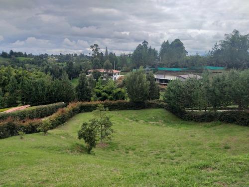 Lote Con Hermosa Vista En Rionegro