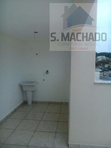 Apartamento Para Venda Em Santo André, Jardim Ana Maria, 2 Dormitórios, 1 Suíte, 1 Banheiro, 2 Vagas - Ve0621