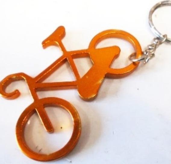 Chaveiro Bike Dourado (ref:ch09)