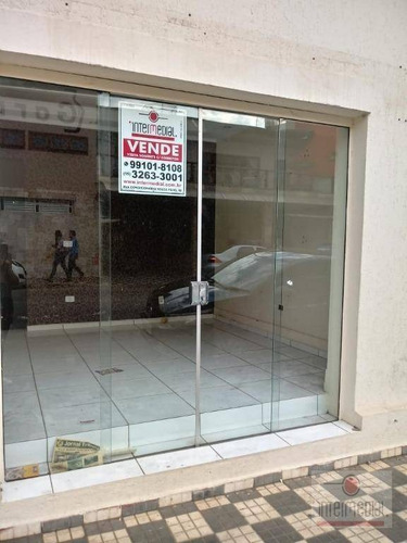 Imagem 1 de 1 de Salão Comercial À Venda, Centro, Boituva. - Sl0095