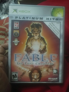 Fable The Lost Chapters Xbox Clasico - Xbox 360