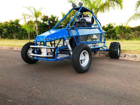 Mini Buggy Bugui Kart Cross Gaiola Honda Nao Fapinha Xingu