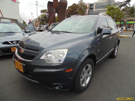 Chevrolet Captiva Sport 3.0 Aa Platinium