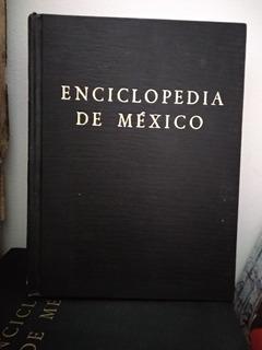 Enciclopedia De México Tomos 1, 2, 4, 5 Y 12. $180 C/u