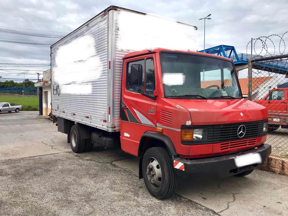 Mercedes-benz 710 1997 Bau.815/915/8140/8150/1113/914/712