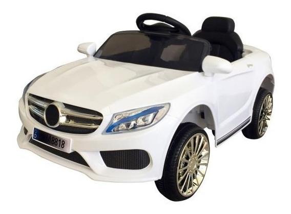 Carrinho Eletrico Infantil Mercedes De 1 A 4 Anos Até 25 Kg