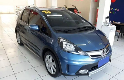 Honda Fit 1.5 Flex 5p 2013