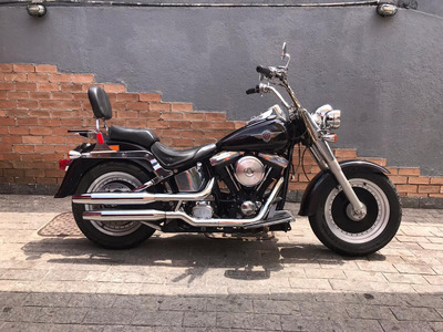 Harley Davidson Evolution Fat Boy 1999