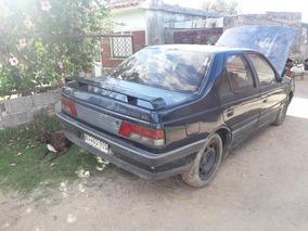 Peugeot 40-5 Sedan 4 Puertas