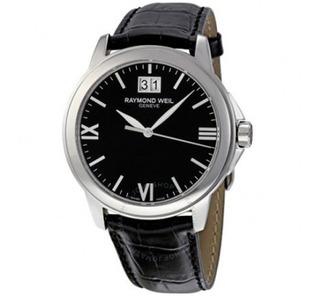 Exclusivo Y Fino Reloj Suizo Hombre Raymond Weil Tradition