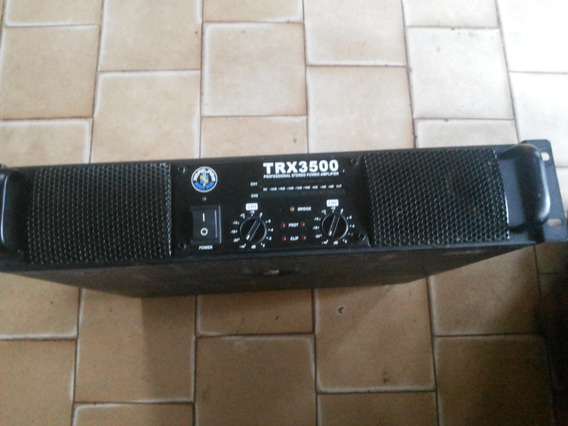 Power Amplificador Topp Pro Trx-3500
