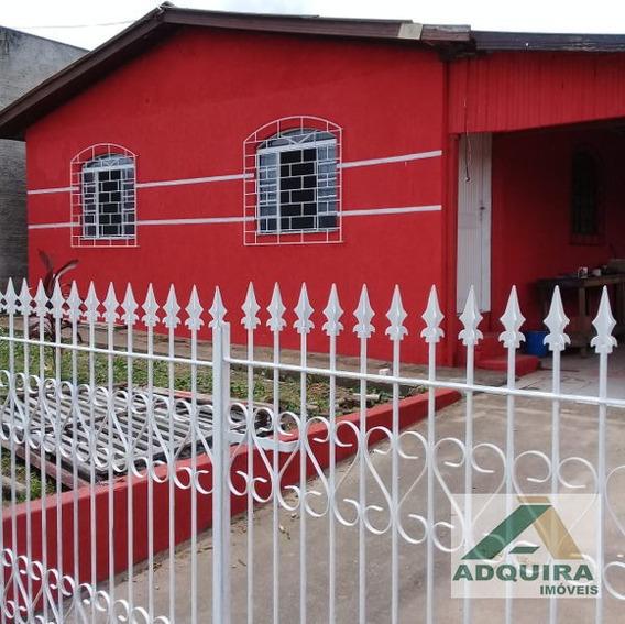 Casa Térrea Com 1 Quarto - 4208-v