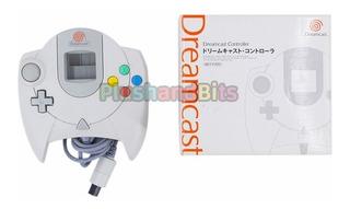 Control Blanco En Caja Dreamcast