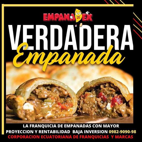 Franquicia De Empanadas Empanadex