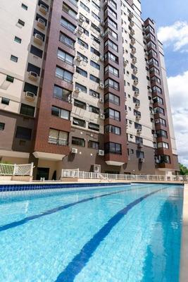 Apartamento Em Andar Alto, Ao Lado Da Avenida Cristovão Colombo - Ap3778