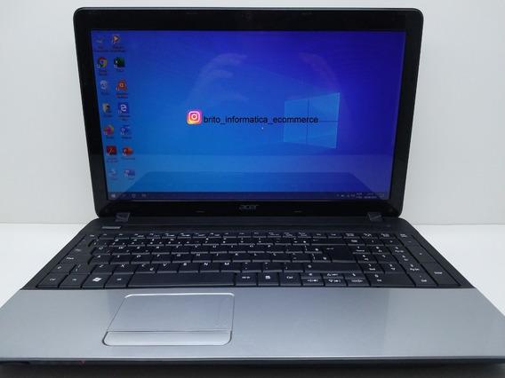 Notebook Acer E1 571 Core I5 500gb 6gb Usado C/vídeo #524