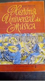 História Universal Da Música Kurt Pahlen