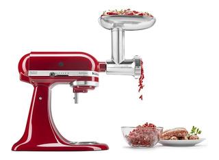 Molino De Carne Metalico Para Batidora Kitchenaid New Model