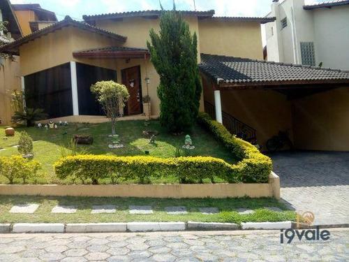 Casa À Venda, 375 M² Por R$ 1.060.000,00 - Jardim Coleginho - Jacareí/sp - Ca1678