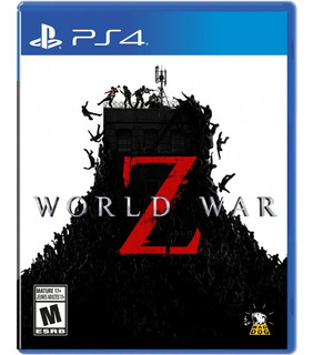 World War Z Playstation 4