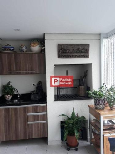 Apartamento C/ 3 Dormitórios Com Suite - Ap25856