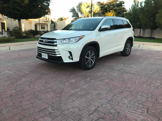 Toyota Highlander 3.5 Xle At 2018