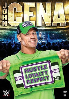 Dvd : Wwe: John Cena - Hustle Loyalty Respect (2 Discos)