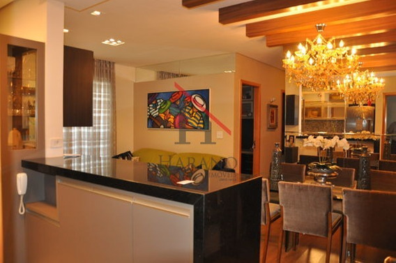 Apartamento Padrão Com 3 Quartos - 330299-v