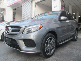 Mercedes Gle 400 Impecable 2017