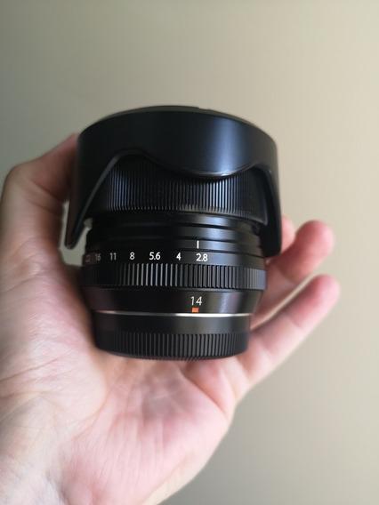 Lente Fujifilm 14mm F2.8