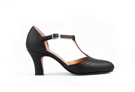 Zapatos De Tango - Folklore Negro Cerrados