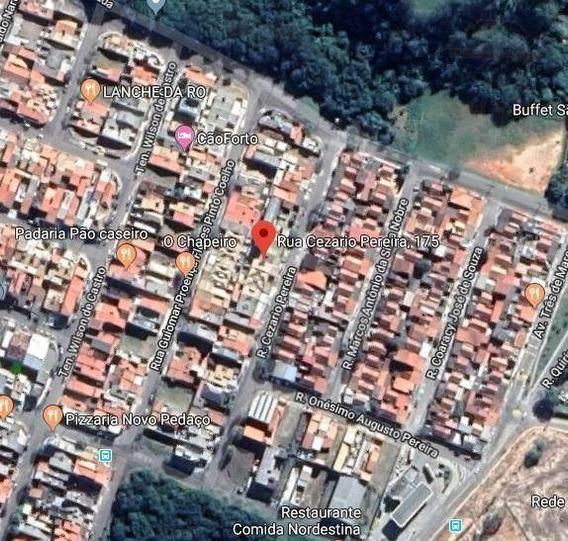 Apartamento Com 1 Dormitório À Venda, 27 M² Por R$ 80.400,00 - Aparecidinha - Sorocaba/sp - Ap4866