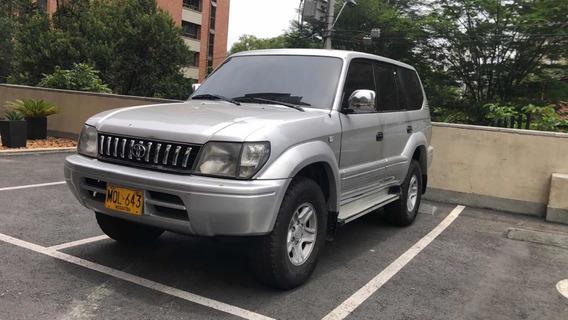 Toyota Prado Mql 643