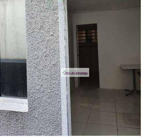 Imagem 1 de 6 de Kitnet Com 1 Dormitório Para Alugar, 38 M² Por R$ 1.300,00/mês - Ipiranga - São Paulo/sp - Kn0008