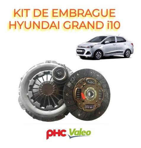 Imagen 1 de 3 de Kit De Embrague Hyundai Grand I10 Valeo Korea