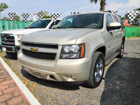 Chevrolet Tahoe D Suv Piel Cd 2a Fila Asientos At 2011
