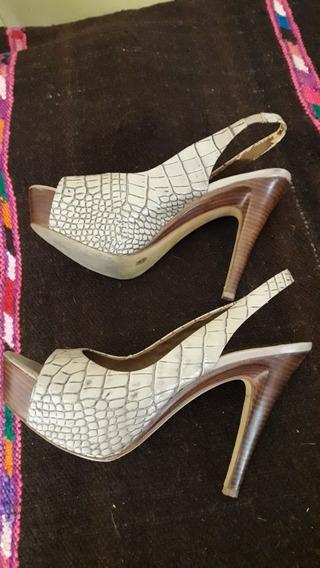 Preciosos Zapatos Con Plataformas Jessica Simpson