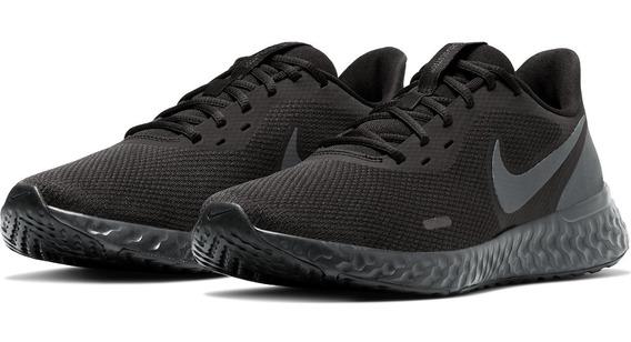 Zapatillas Nike Revolution 5 Running Cuotas Sin Interés!