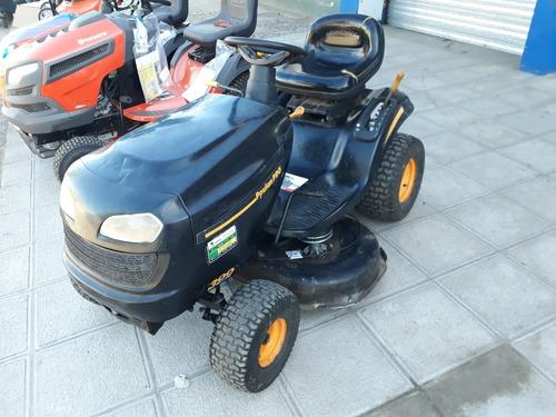 Tractor Cortacesped Poulan Pro (vendido)