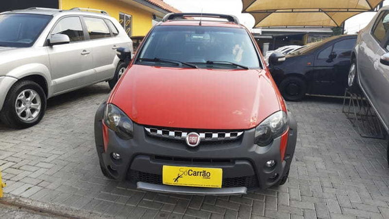Fiat Strada Adventure 1.8 Dualogic Ce 2015
