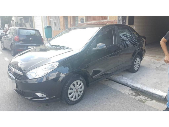 Fiat Grand Siena Attractiv 1.4 2014