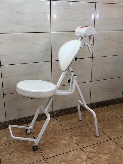 Cadeira Para Maquiagem Portátil