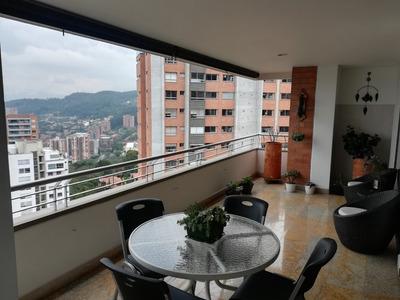 Venta Apartamento Con Gran Vista La Calera Medellín 214 M2