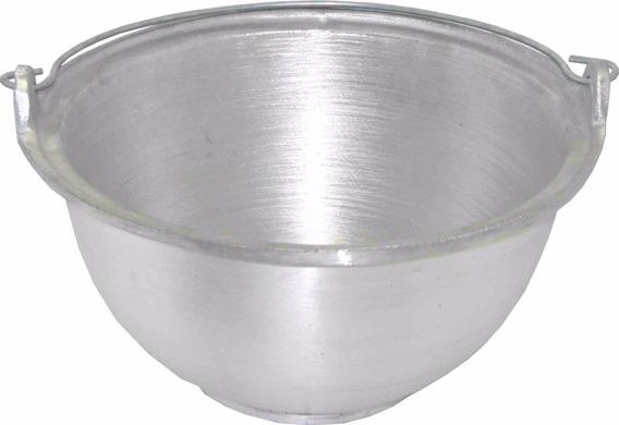 Parolo Polenteiro Em Alumínio Fundido Capacidade: 4 Litros