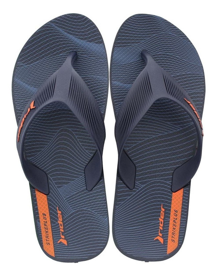 Chinelo Masculino Rider Strike Plus 11073 Original