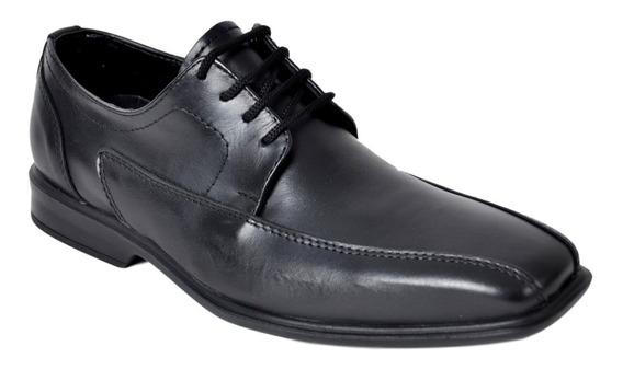 Zapato Para Vestir Hombre De Cuero Campus 4002 Con Cordon