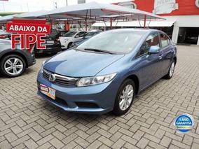 Honda Civic Lxs 1.8 16v Flex, Oto0867