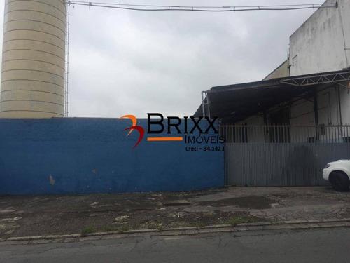 Galpão Em Guarulhos - Venda E Locação - Ga-711