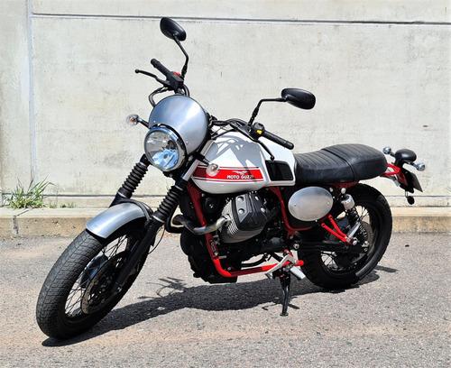 Moto Guzzi V7 Serie 2 Stornello Excelente Condiciones